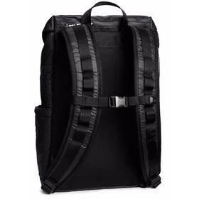 Timbuk2 Launch Pack Reppu, jet black quilted